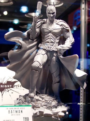 Batman: Dark Knight Rises Prototype