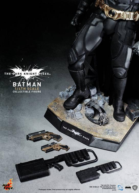 Batman 1/4th Scale