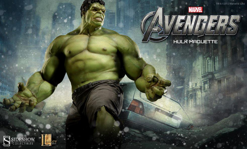 The Avengers Hulk - Sneak Peak