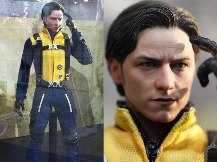 Professor-X from X-Men: First Class