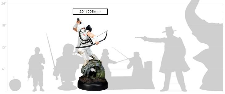 G.I. Joe, Storm Shadow Statue