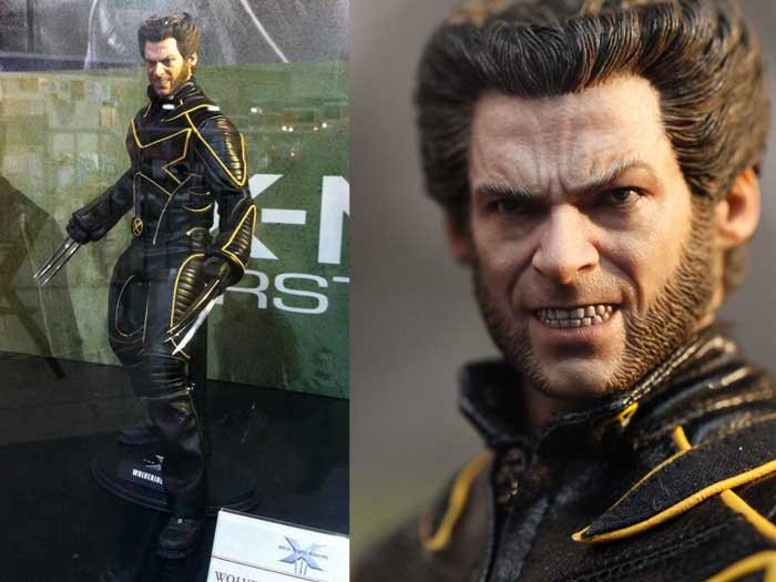 Wolverine from X-Men: The Last Stand