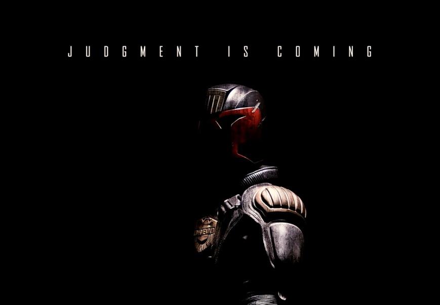 Dredd 2012 Teaser
