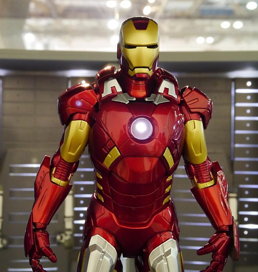 Super Alloy IronMan Mark VII