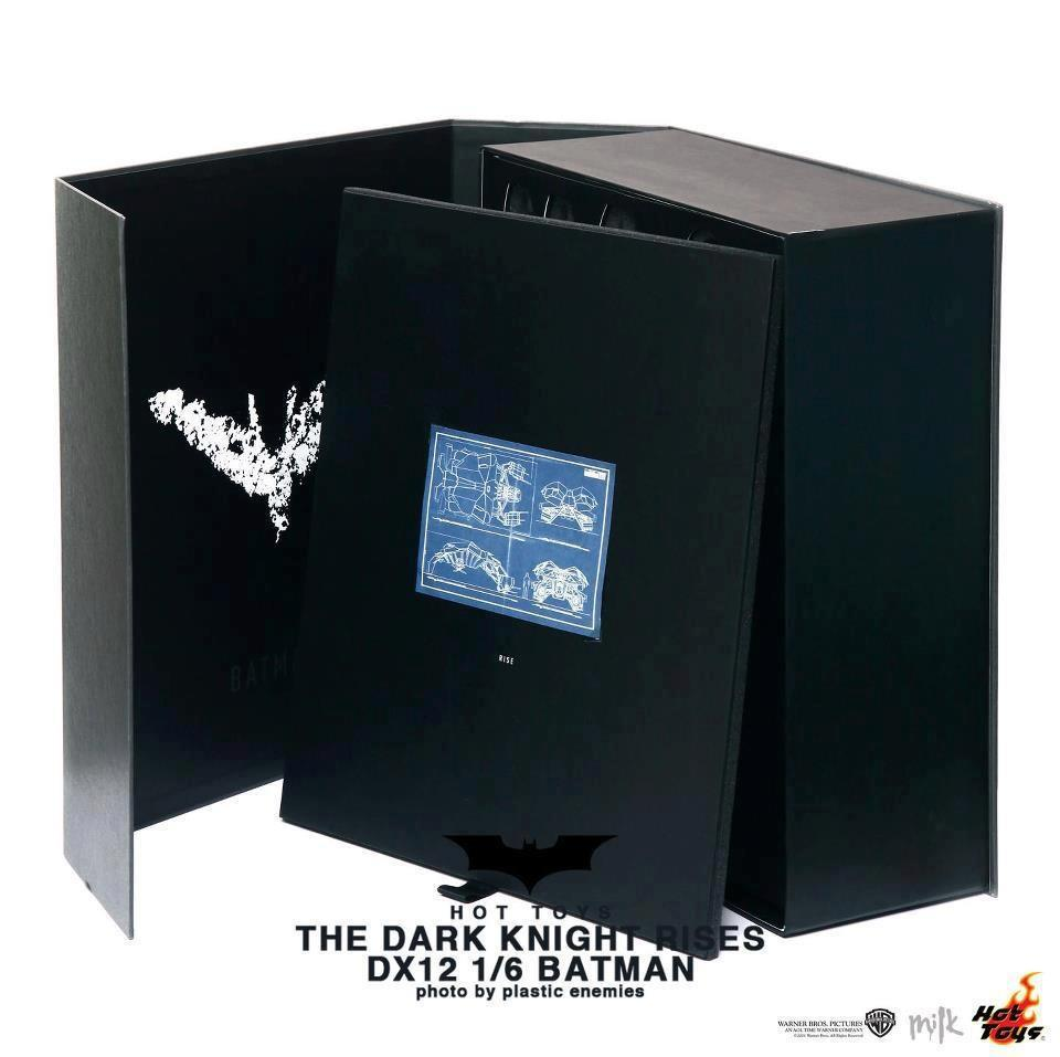 Batman DX Box