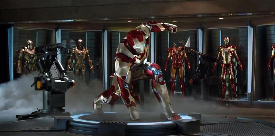 Iron Man Mark XLVII