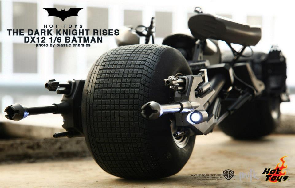 Next Release Batpod