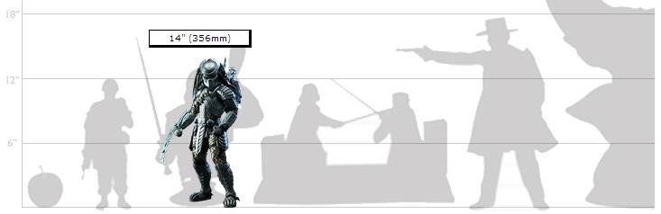 Hot Toys: Alien vs. Predator - Scar Predator