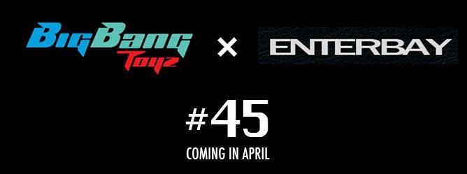 Enterbay Michael Jordan #45
