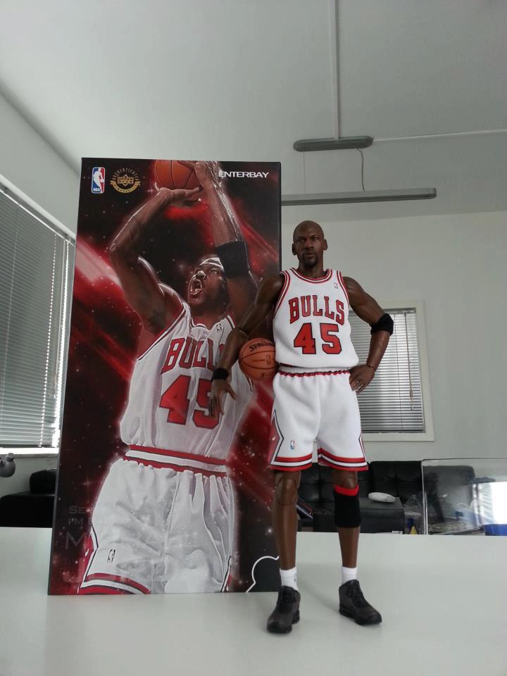 Michael Jordan #45