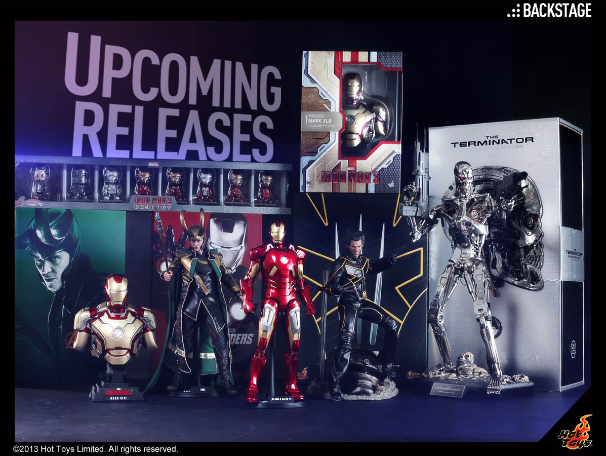 Hot Toys Coming Soon Figure