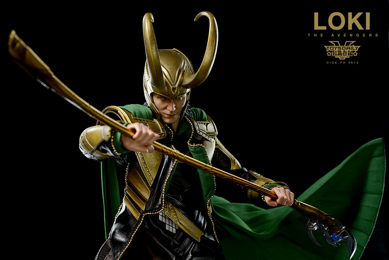 Hot Toys Loki Released