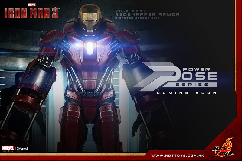Mark 35 (Redsnapper Armor - Disaster Rescue Suit)