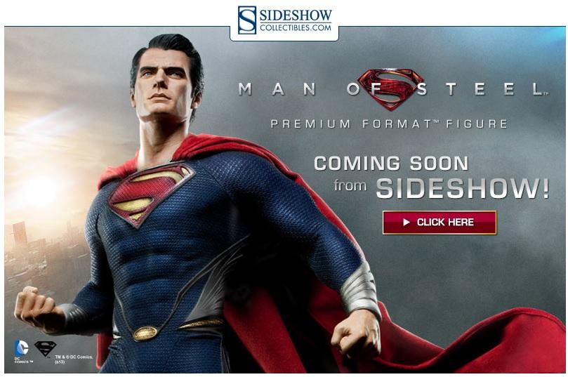 Man of Steel - Premium Format Figure