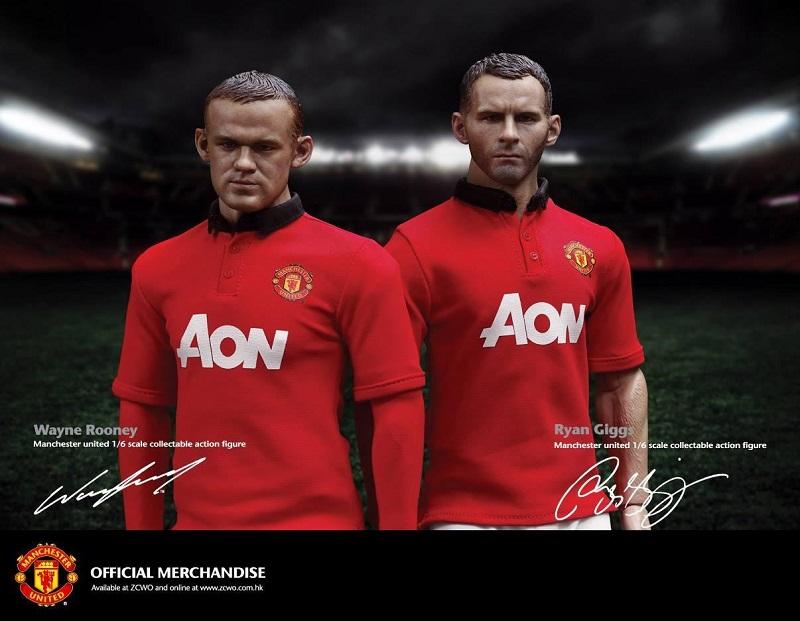 Giggs & Rooney from MU