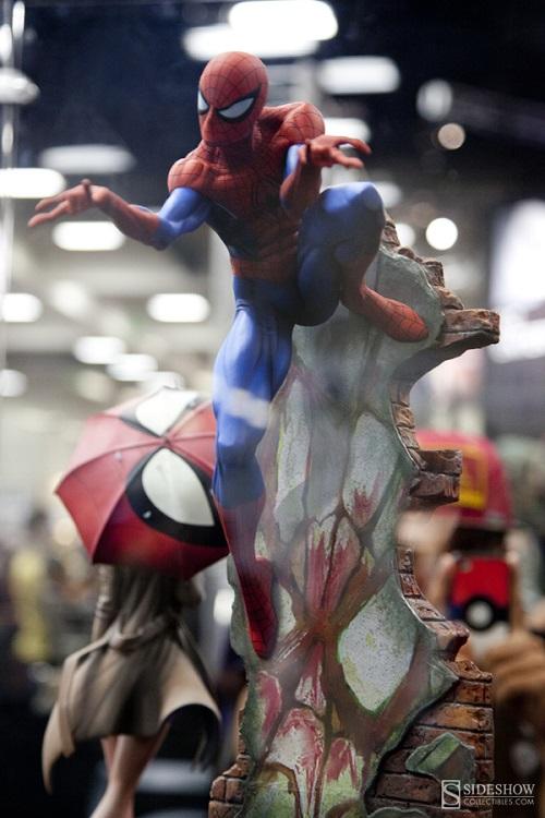 Spiderman Comiquette