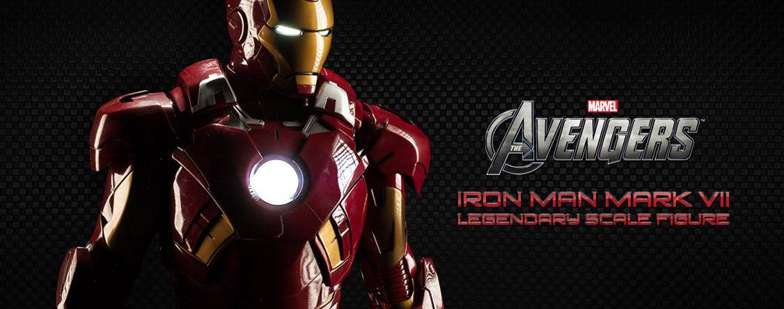 Iron Man Mark 7 LSF
