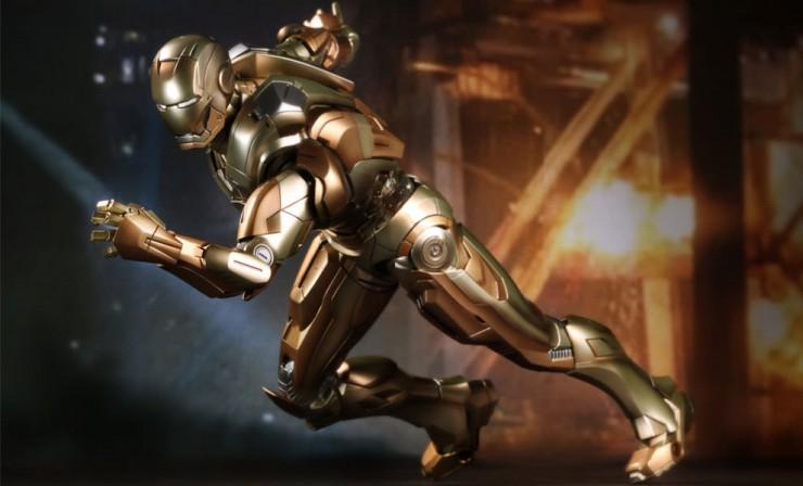 Iron Man Mark 21 - Midas