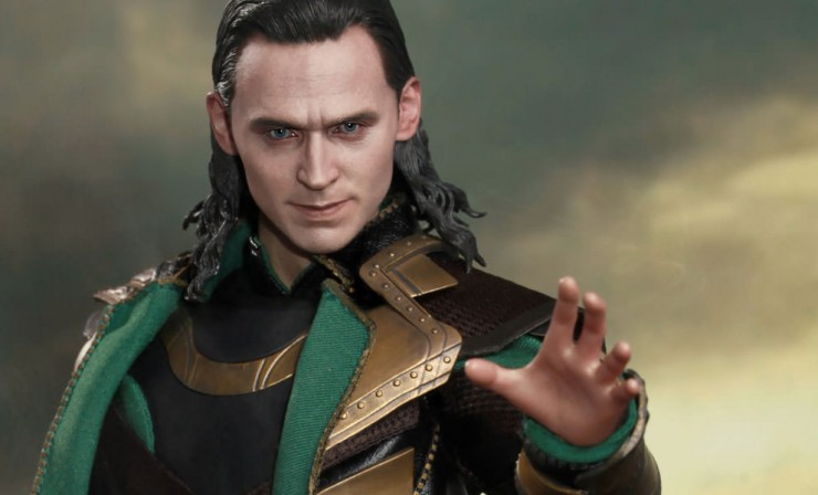 Loki from Thor: The Dark World