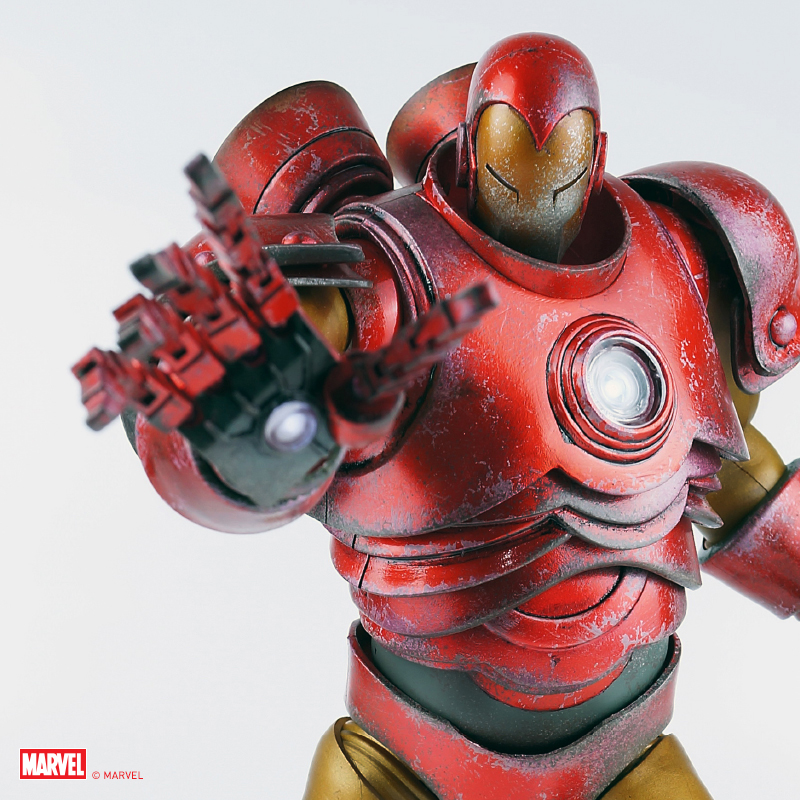 3A Marvel The Invincible Iron Man