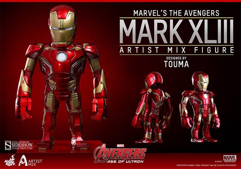 Artist Mix Ironman Mark 43