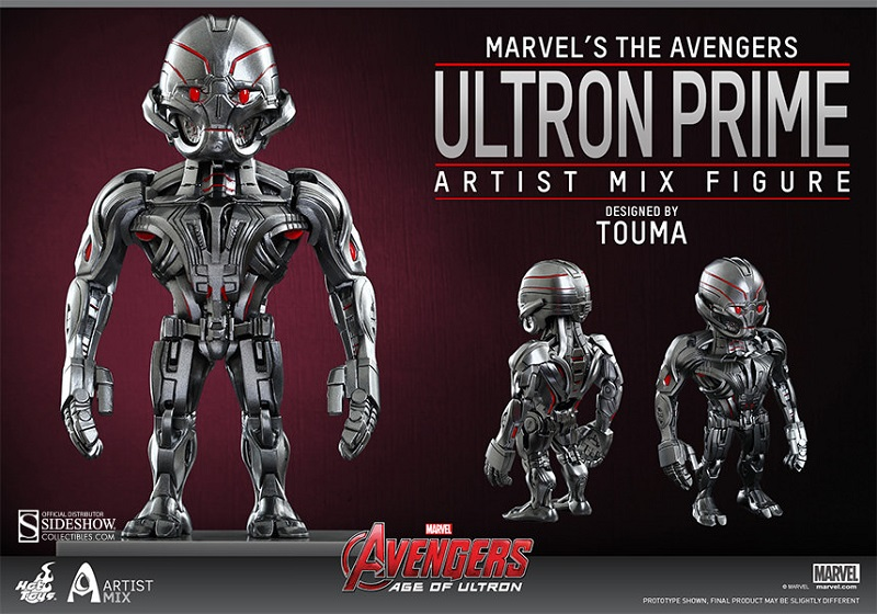 Artist Mix Ultron Prime