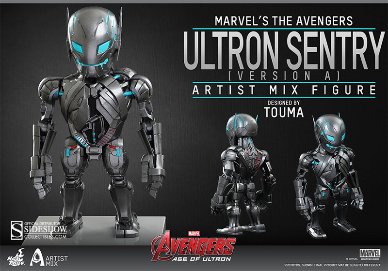 Artist Mix Ultron Sentry Version A