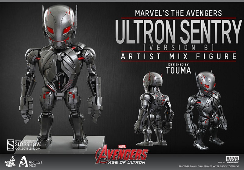 Artist Mix Ultron Sentry Version B
