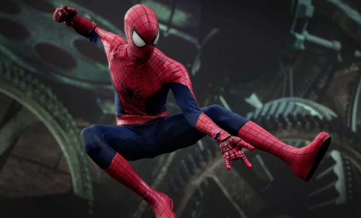 Spider-Man Sixth Scale Figure by Hot Toys